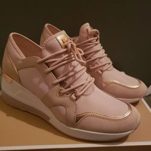 Michael Kors Liv Trainer Fasion Sneakers Shoes